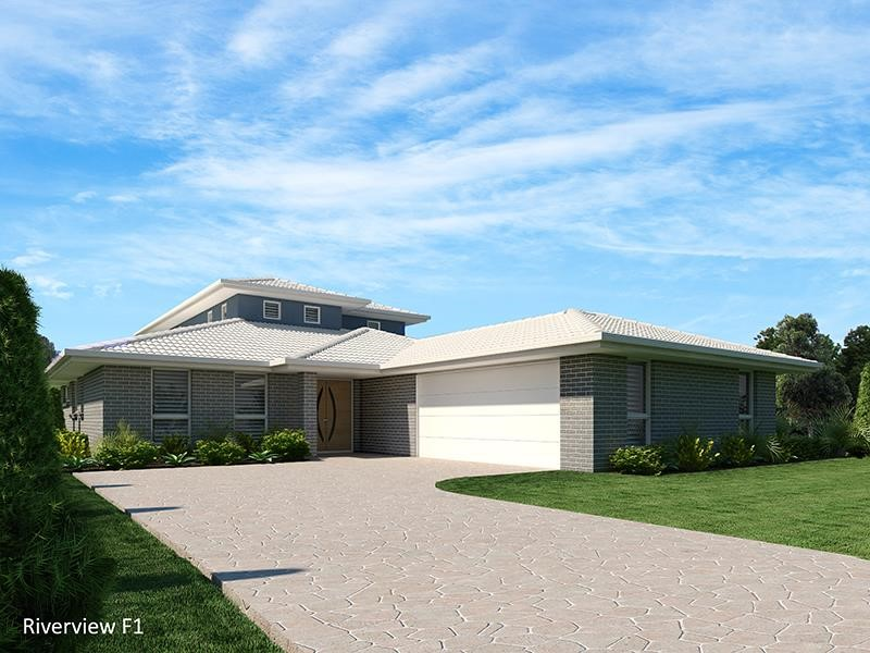 House Design Render Riverview 350