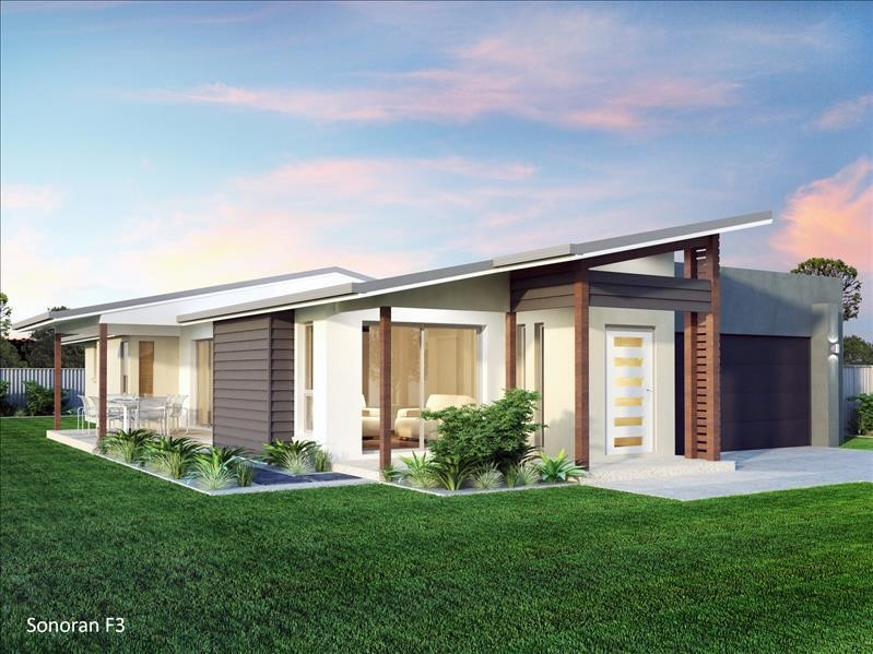 House Design Render Sonoran 215