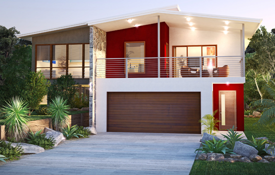 House Design Render Tasman 20