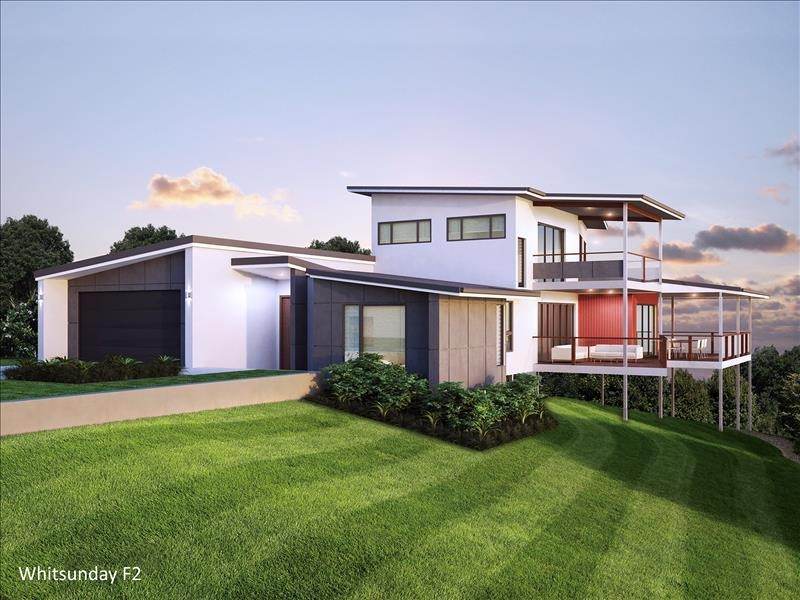 House Design Render Whitsunday 330