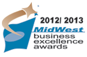 Winner 2012/2013 Business Excellence Awards - Best Customer Service by a Business!