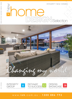 Integrity New Homes Design Magazine